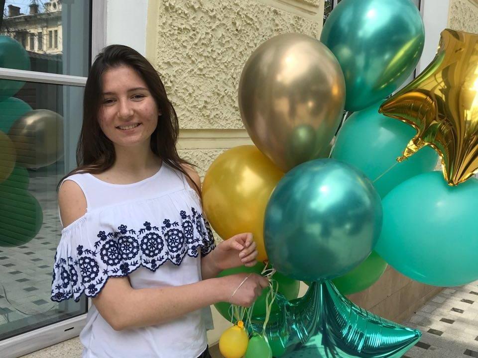 Happy birthday, Tanya! – С днём рождения, Таня!