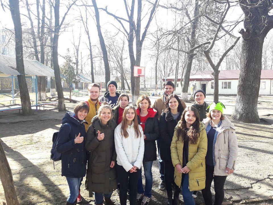 Youth with a Mission - Молодёжь с Миссией