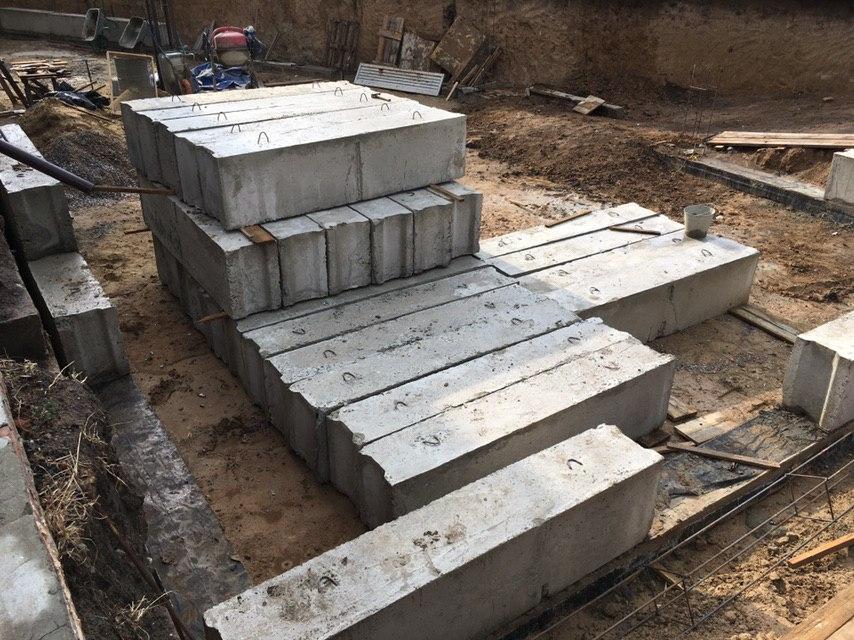 Blocks for the foundation – Фундаментальные блоки
