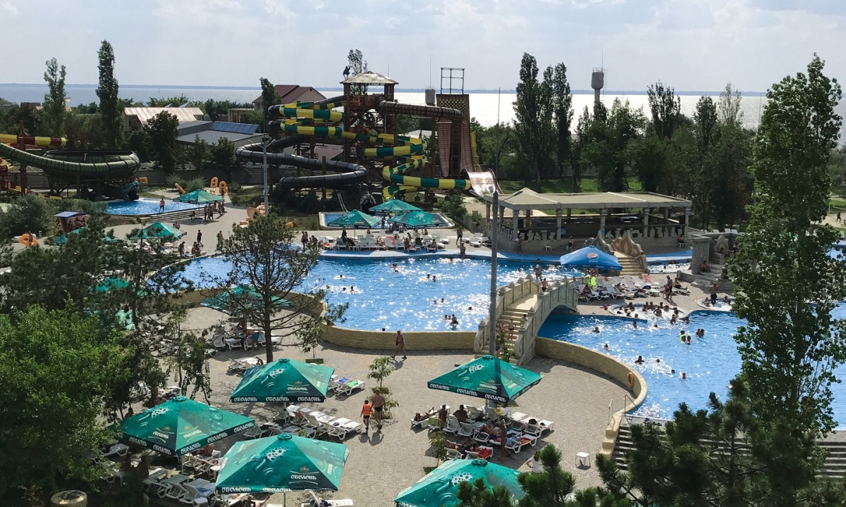 Aquapark – Аквапарк