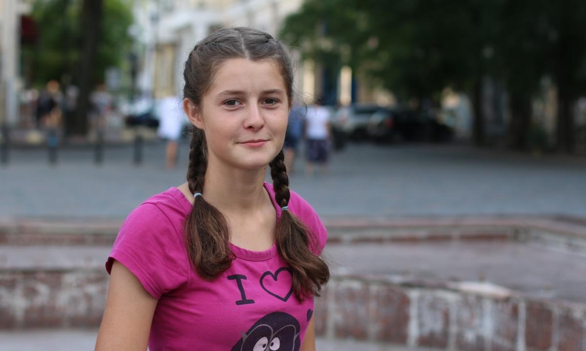 Happy birthday, Orysia! – С днём рождения, Орыся!
