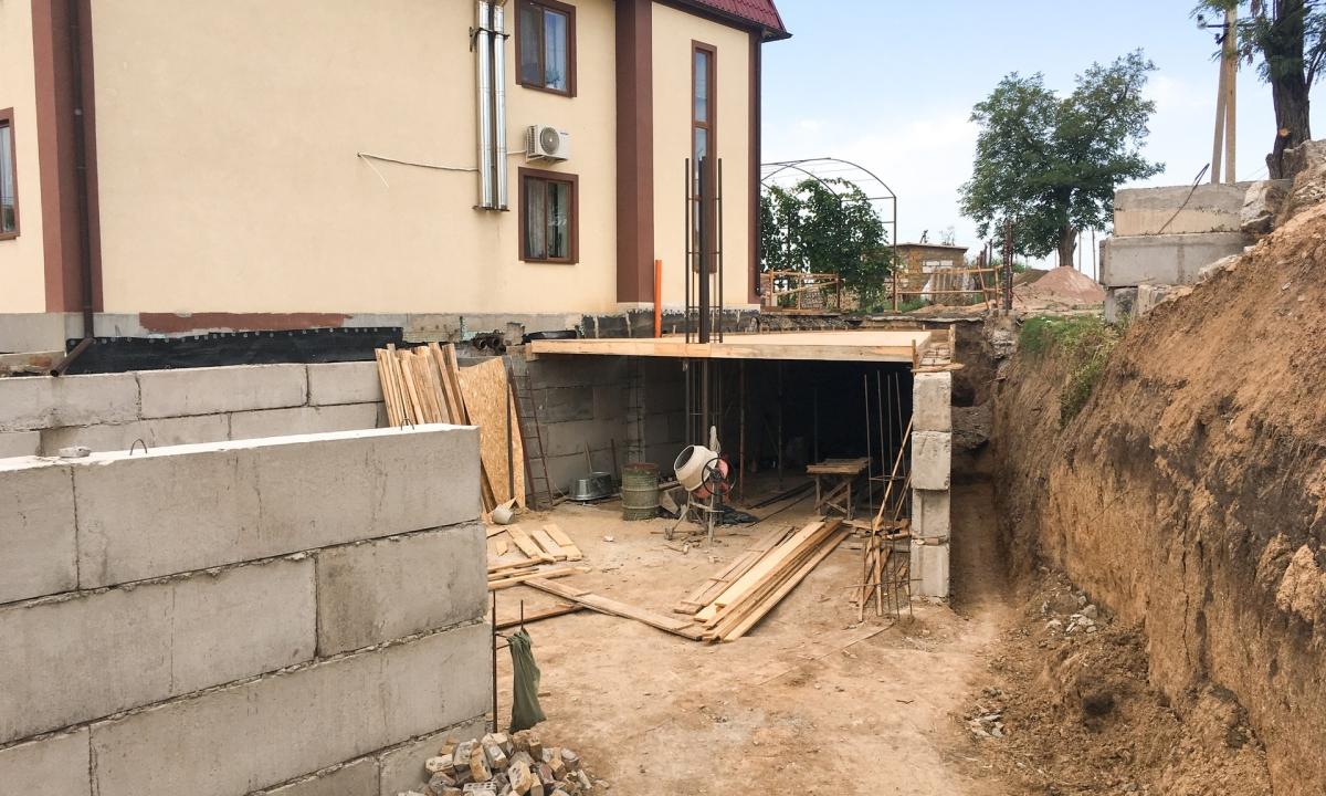 We continue building – Стройка идёт