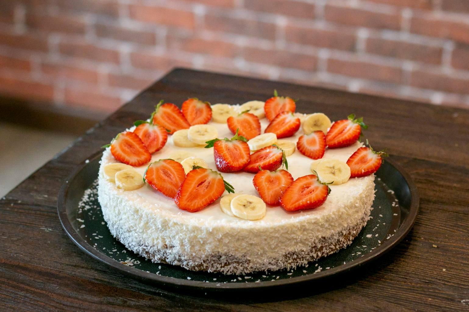 Valya's cake