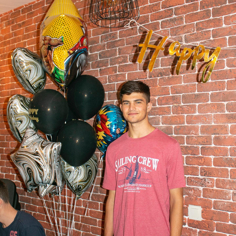 Congratulations to Zhenya on his birthday!