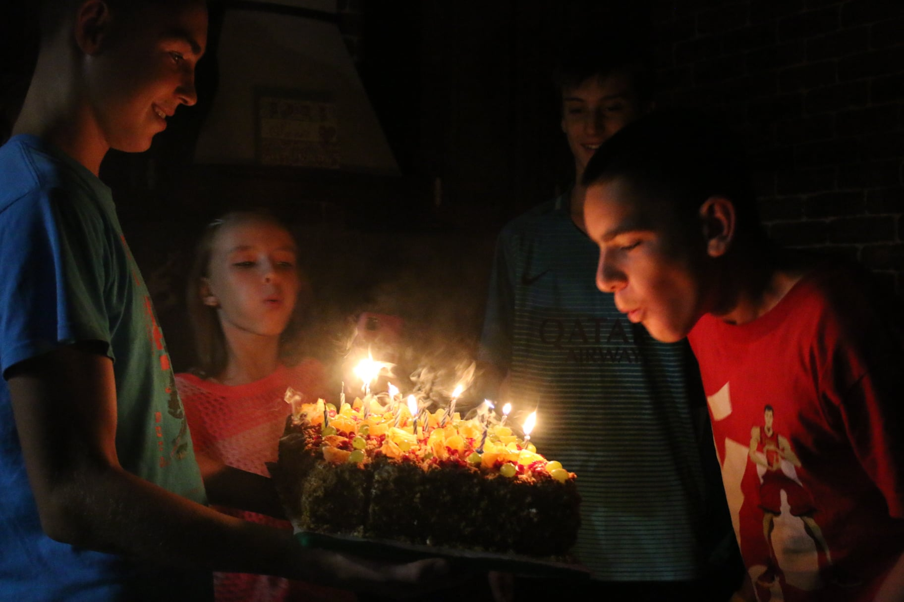 Happy Birthday, Kostik!