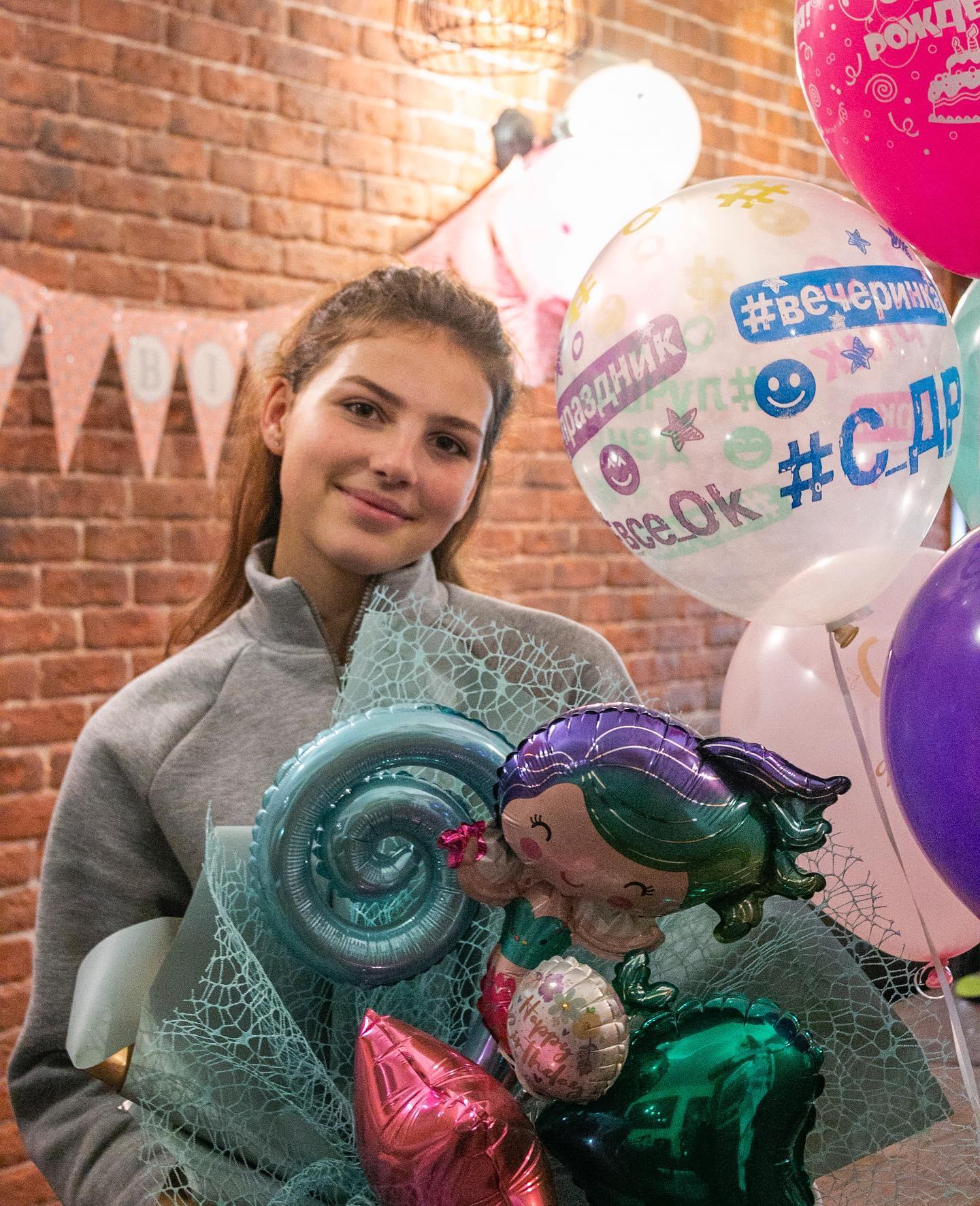 Happy Birthday, Valya!
