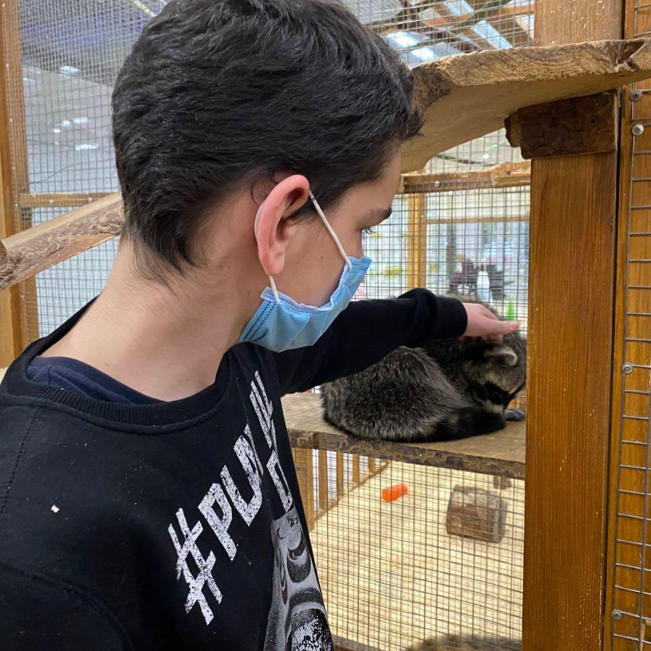 Contact zoo
