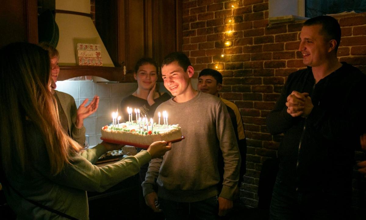 Happy Birthday, Pasha!