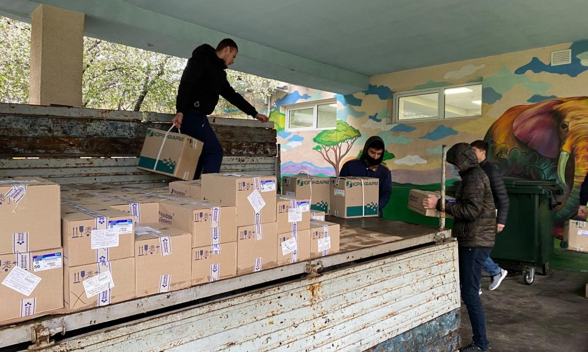 Medicines for Odessa Regional Hospital